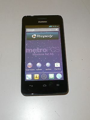 Huawei Metro PCS Display Phone, Non-Working