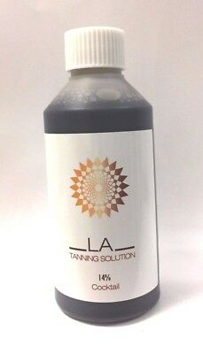 LA Tan ~ Spray Tan Solution ~ 250ml ~ Full range available!