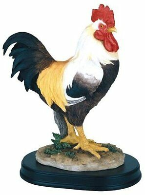 Rooster Chicken Farm Animals Collection Decoration Figurine Collection, New, Fre