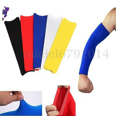 Outdoor Camping Hiking Cycling Arm Sleeve Cover Warmer Cuff UV Sun Protection