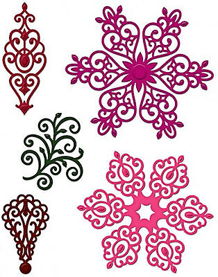Heartfelt Creations Arianna Lace Die for Cardmaking,Scrapbooking, etc
