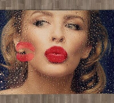 Kylie Minogue Beach Towel NEW Kiss Me Once Tour I Was Gonna Cancel Slow