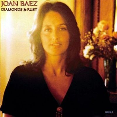 JOAN BAEZ - DIAMONDS&RUST [CD]