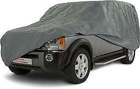 Stormforce Waterproof Car Cover for Land Rover Discovery 3 (2004-2009)