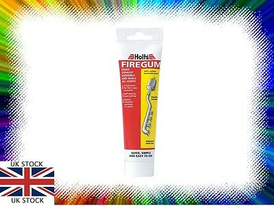 Holts Fire Gum Exhaust Paste 150gm High Quality NEW FREE P&P