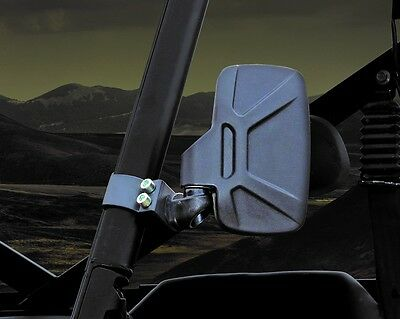 New Design Seizmik Breakaway Side View Mirrors Polaris Ranger Midsize 570 2015+