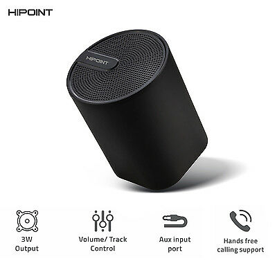 Premium Portable Bluetooth V4.0 Wireless Rechargeable Speaker For Mobile Phone
