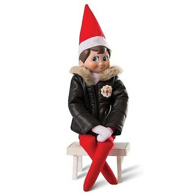 The Elf on the Shelf® Claus Couture Collection—Puffy North Pole Parka