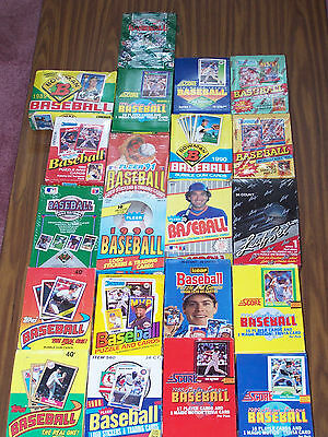 300 VINTAGE BASEBALL BALL CARDS sealed unsreached from case  FREE S/H