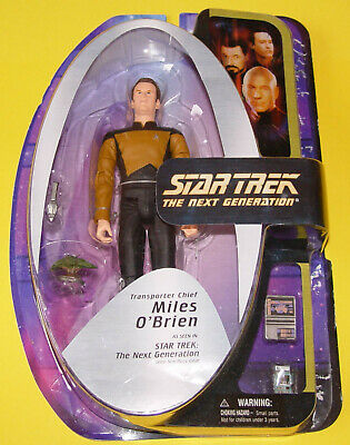 Star Trek Art Asylum - TNG Transporter Chief Miles O´Bien #17577 (Blister offen)