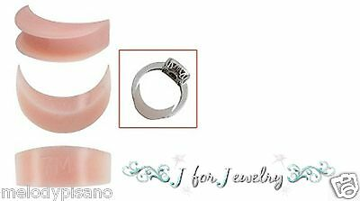 NEW ITEM!  Wes-Gem plastic Ring Guards
