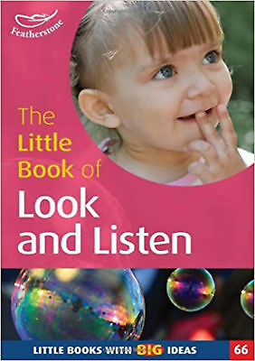 Little Book : Look and Listen  (Foundation/EYFS education)