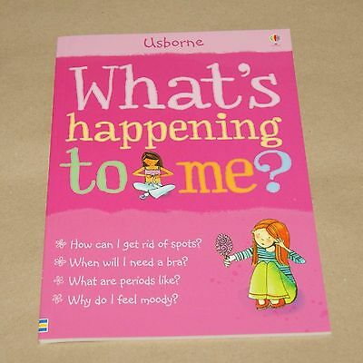 What's Happening To Me?  Girls edition   by Susan Meredith - Puberty