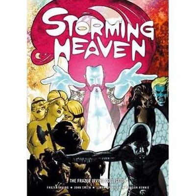 Storming Heaven : Frazer Irving Collection :  2000AD