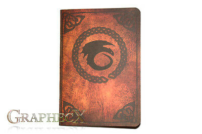 Book of Dragons how to train your dragon inspired personalized journal notebook