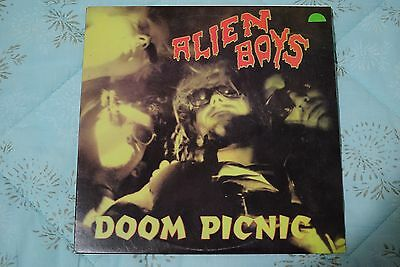 Alien Boys - Doom Picnic - Us  Press