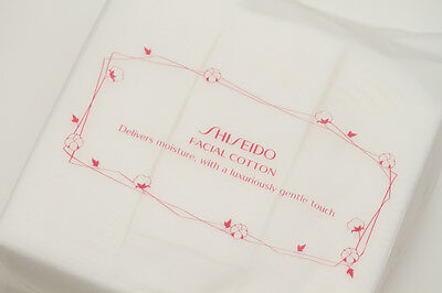 [SHISEIDO] Facial 100% Cotton Pads 165 sheets