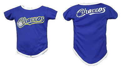 Charros de Jalisco Baby Onesie Mameluco T-shirt New Without Tags Size 0-9 months