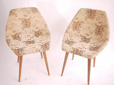 pair of vintage chairs Franisthek Jirák