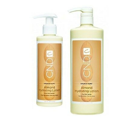 CND ALMOND HYDRATING LOTION ~ 236ml/975ml ~