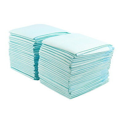Large Puppy Training Pads Dog Toilet Wee Absorbent Mat 60X45 CM 100pcs SA