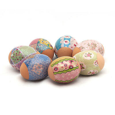 Easter Egg Wraps Stickers, Amazing Colours, Spring Patterns, Easter Egg Craft