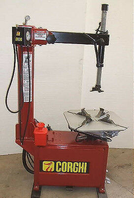 Remanufactured Corghi® 9824TI Tire Changer with warranty