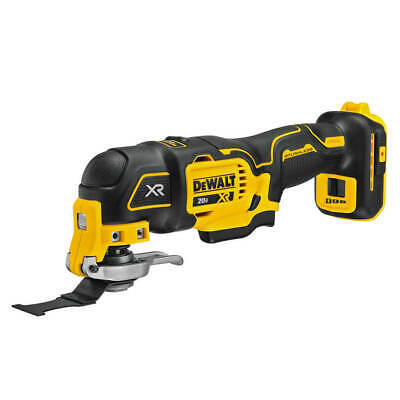 DEWALT DCS355B 20V MAX Li-Ion Cordless Oscillating Multi-Tool (Tool Only)