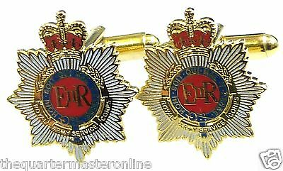 RASC Royal Army service Corps Military Cufflinks
