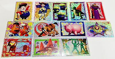 Uncle Tobys Disney Pixar Toy Story 2 Trade Cards Stickers 2001 Bulk Collect #319