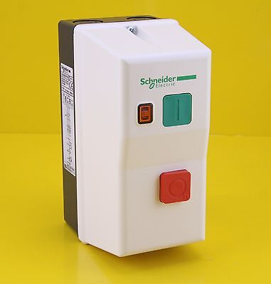 Schneider Electric LE1M35N708 Automatic DOL Starter 415Vac 1.1kW 3P - 076682