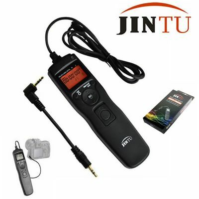 LCD intervalometer Time lapse Timer Remote Shutter Release for Canon T5i T4i T3i