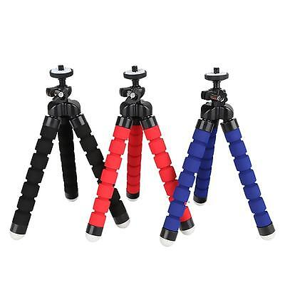 Portable Mini Octopus Flexible Tripod Holder Mount Stand For Mobile Phone Camera