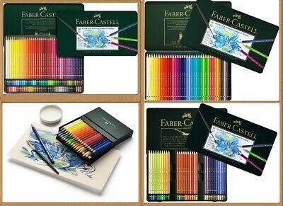 ALBRECHT DURER Aquarell Watercolor Pencils FABER-CASTELL 120, 60, 36 COLOURS