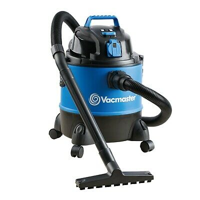 Wet Dry Garage Vacuum / Workshop Dust Extractor 20L with Power Take Off & Blower