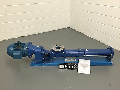 Johnson Screens Bomba Geremia Progressive Cavity Pump Model WHT 531 **PMC9778**