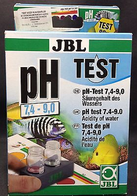 JBL pH 7,4-9,0 Test Kit, Acidity of water