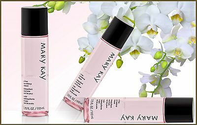 Lot of 3 Mary Kay 3 Oil-Free Eye Makeup Remover - FRESH FULL SIZE.