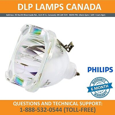 Philips OEM PHI//662 Replacement DLP Bare Bulb RP-E023