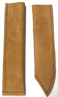 Wwi Wwii Us M1910 Haversack Meat Can Leather Utensil Inserts