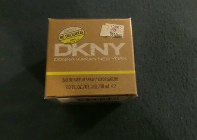 Be Delicious Dkny Donna Karan Eau De Parfum 1.0/ Oz 30 Ml Spray