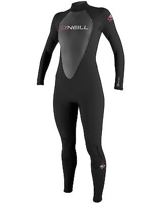 O'Neill Reactor 3/2mm Ladies Wetsuit (2016) in Blue