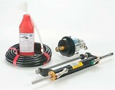 hydraulic steering system, complete kit   90hp outboard boat engine hydrodrive