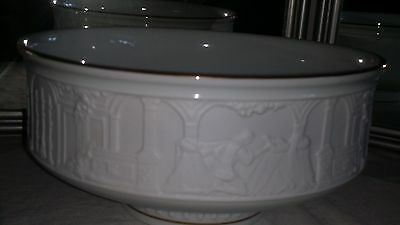 Franklin Mint Romeo and Juliet Centerpiece Bowl