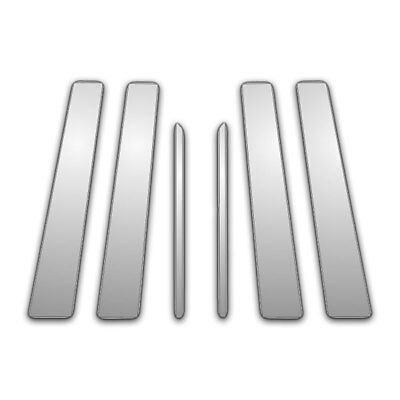 2010-2016 Toyota 4 Runner 6Pc Chrome Pillar Post Covers