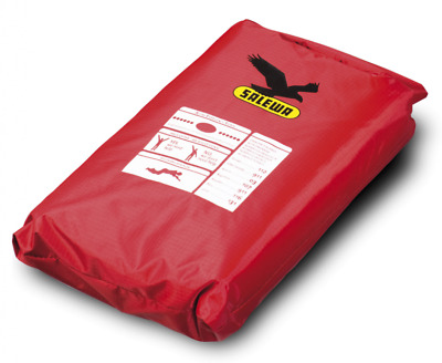 Salewa Bivy bag Storm - 1 Person red Rain protection Survival Sleeping bag