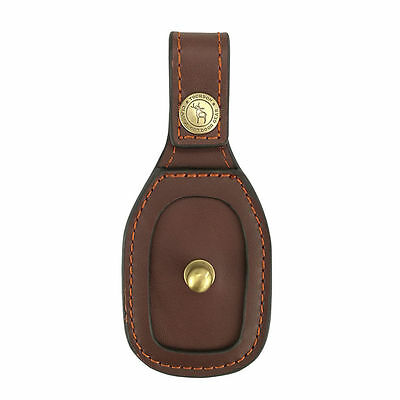 Tourbon Toe Protector Pad Barrel Rest Clay Pigeon Hunting Split Leather Fixed