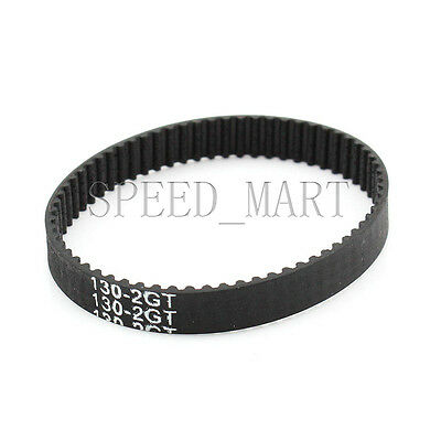 GT2 Timing Belt Annular Loop Geared Rubber 6mm Width 2mm Pitch 208-2GT NEW