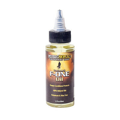 Music Nomad MN105 F-ONE Fretboard Oil Cleaner and Conditioner