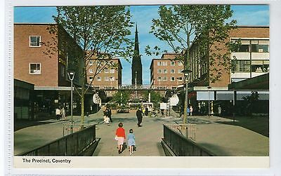 THE PRECINCT, COVENTRY: Warwickshire postcard (C15541)